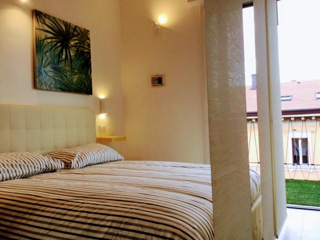 Appartamento suite 1 via don minzoni 4 - camera da letto