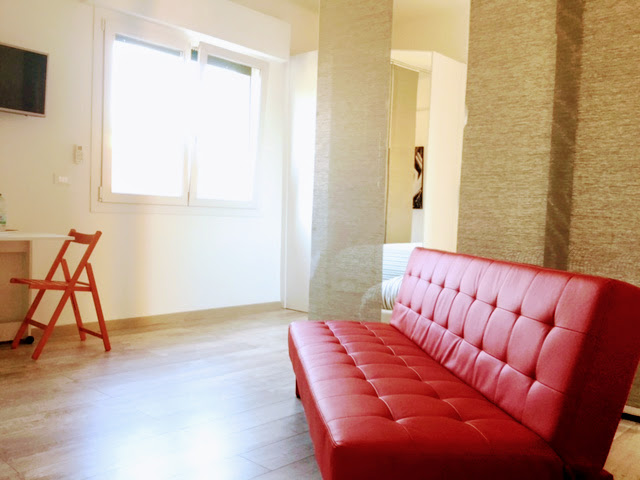 Appartamento suite 3 via don minzoni 4 - salotto