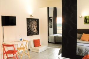 Camera da Letto Appartamento Milliario 5