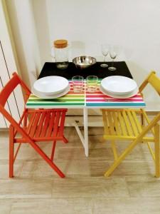 Cucina Appartamento Milliario 1