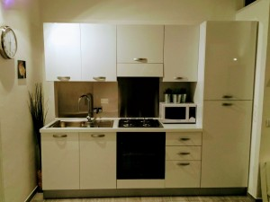 Cucina Appartamento Milliario 2