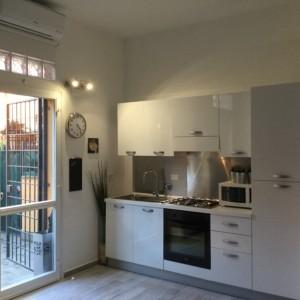 Cucina Appartamento Milliario 4