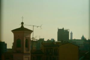 panorama asinelli