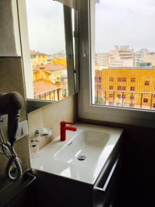 vista bagno